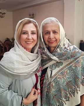 حال نامساعد بازیگر زن ایرانی به دلیل ابتلا به کرونا + تصاویر