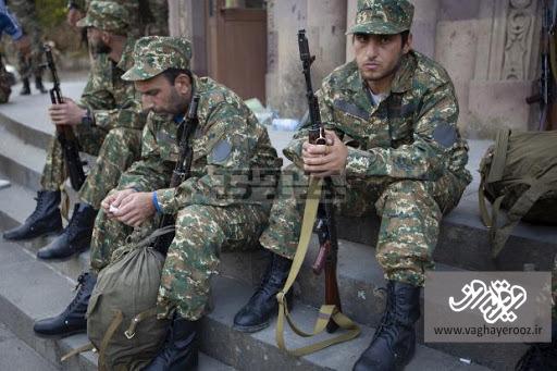 جنگ ارمنستان و آذربایجان