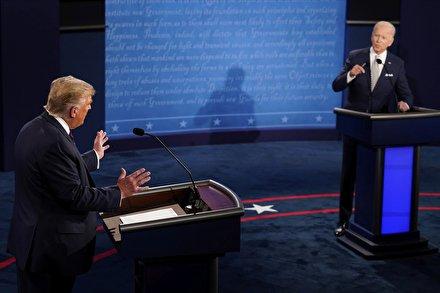 اخبار لحظه به لحظه مناظره و انتخابات ریاست جمهوری آمریکا / بایدن یا ترامپ؟