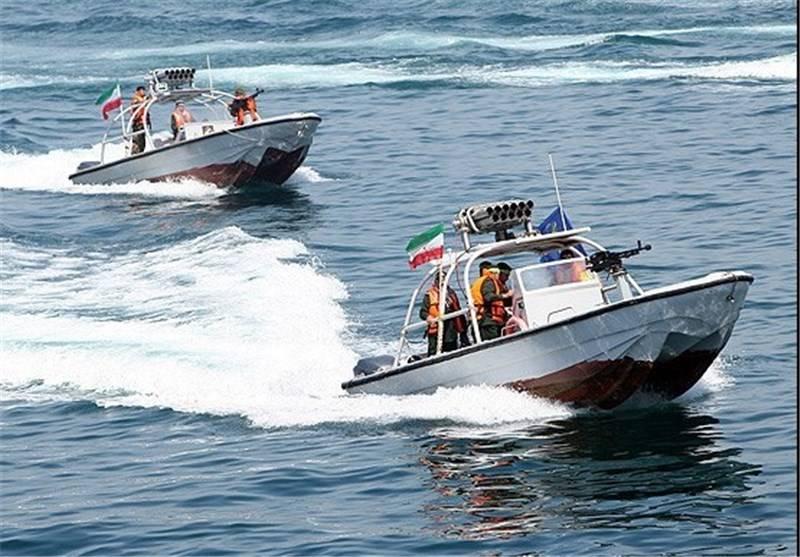 ادعای پنتاگون در شلیک موشک به سمت قایق های تندروی سپاه پاسداران